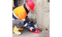PE 400 ELECTRIC BLADE SAW WET CUTTING ALSO FLUSH