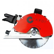 PE 401 ELECTRIC BLADE SAW WET CUTTING ALSO FLUSH