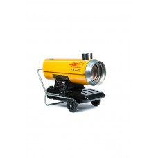 Direct Heaters Products FX-25