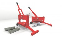 PPK-43 Paving Stone Cutting Machine