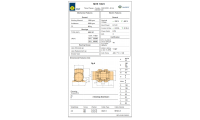 Industrial Vibration Motor MVE 100/3 2 Poles