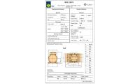 Industrial Vibration Motor MVE 200/3 2 Poles