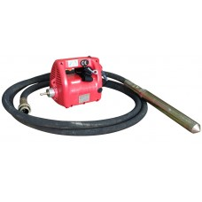 Concrete Vibrator 2 HP 4 m Hose 48 mm Head
